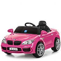 Электромобиль Bambi BMW M 2773 EBLRS-1 Pink (M 2773 EBLRS)