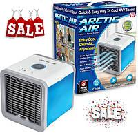 Портативный кондиционер, охладитель воздуха Arctic Air Cooler