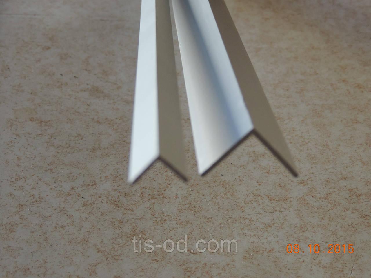 Угол аллюминиевый 20*20мм (3м_) Анодированный