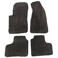 Коврики в салон Нива Шевроле. Ворсовые коврики комплект 4 шт. черные NIVA Chevrolet
