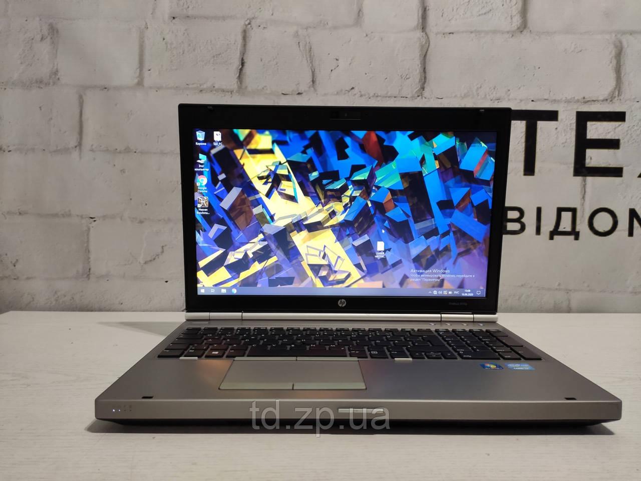 """HP Elitebook 8570p 15.6"""" Intel Core i7-3520m /DDR3 8Gb/ SSD 240Gb/ Intel HD Graphics 4000"""
