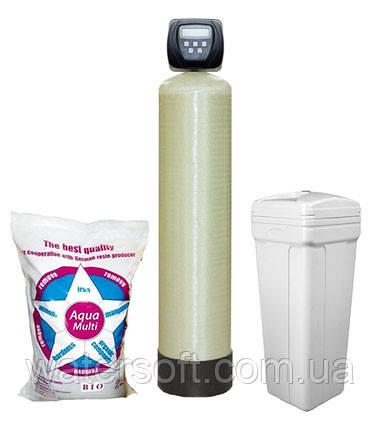 Фильтр обезжелезивания и умягчения воды Clack FK1035CI Aqua Multi