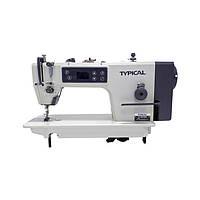 Typical GC 6158 HD промышленная швейная машина с сервомотором для средних и тяжелых материалов, фото 1