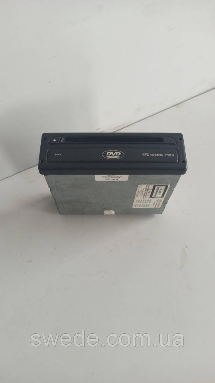 Панель управления навигацией BMW X5 E53 2000-2007 гг 65909176686