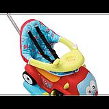 Smoby Машинка-каталка с функцией качели Красная 4 в 1 720400 Maestro Komfort, фото 2