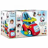 Smoby Машинка-каталка с функцией качели Красная 4 в 1 720400 Maestro Komfort, фото 4