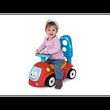 Smoby Машинка-каталка с функцией качели Красная 4 в 1 720400 Maestro Komfort, фото 7