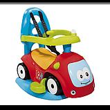 Smoby Машинка-каталка с функцией качели 4 в 1 720302 Maestro Komfort Balade, фото 8