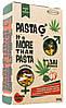 """Рисово-кукурузные спиральки с экстрактом каннабиса, шпинатом, спирулиной """"PASTA G"""", 240 г, HEALTHY GENERATION"""