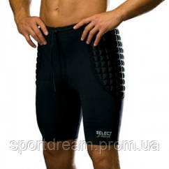 Шорты вратарские SELECT Football Goalkeeper Pants 6420