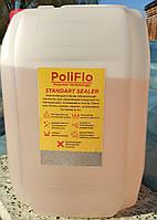 Гидрофобизирующая пропитка глубокого проникновения PoliFlo SEALER для защиты бетона,полов, камня, песчаника