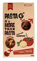 """Рисово-кукурузные спиральки без глютена с сыром, томатами и базиликом """"PASTA G"""", 240 г, TM HEALTHY GENERATION"""