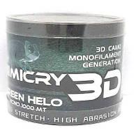 Леска Winner Mimicry 3D, сечение 0,35, 1000м.