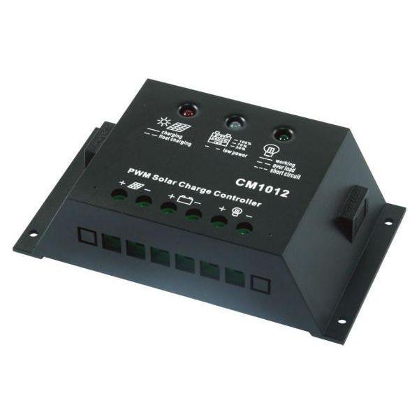 JUTA Контроллер 10А 12В + USB гнездо  (Модель-CM1012+USB), JUTA