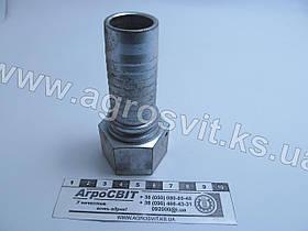 """Ниппель DKR-F 1""""-11 (под шланг dу=25 мм.)"""