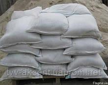 Песок речной в мешках 50 кг.