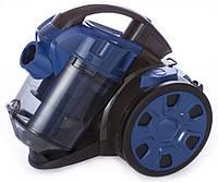 Контейнерный пылесос GRANDBERG GT-1605 3000W синий