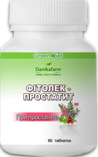 Фитолек - Простатит  90 шт