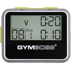 Наручний таймер для боксу і кросфита Gymboss miniMAX SoftCoat