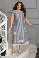 Платье женское 2013лр батал