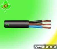 Кабель медный гибкий силовой в резиновой изоляции КГ