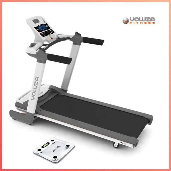 Беговая дорожка Yowza Fitness Atlanta RUN2 + Весы + МР3