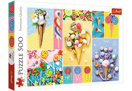 Пазл Trefl Любимые сладости, 500 элементов (37335)