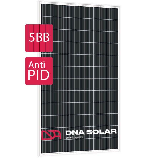 DNA SOLAR Солнечная батарея 400Вт моно,  DNA72-5-400M, DNA solar 5BB