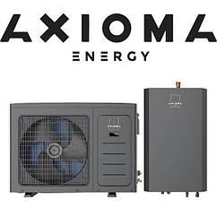 AXIOMA energy Тепловой насос Invertor + EVI, 6кВт 230В, AXHP-EVIDC-6, AXIOMA energy