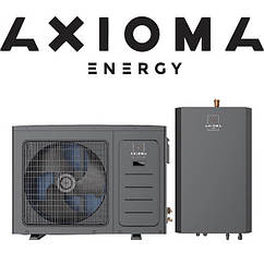 AXIOMA energy Тепловой насос Invertor + EVI, 10кВт 230В, AXHP-EVIDC-10, AXIOMA energy