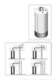 Газовая колонка Ariston SGA 120 R, фото 2