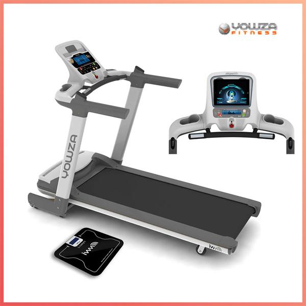 Беговая дорожка Yowza Fitness Chicago RUN4.2+IWM(весы)+AP(bluetooth)