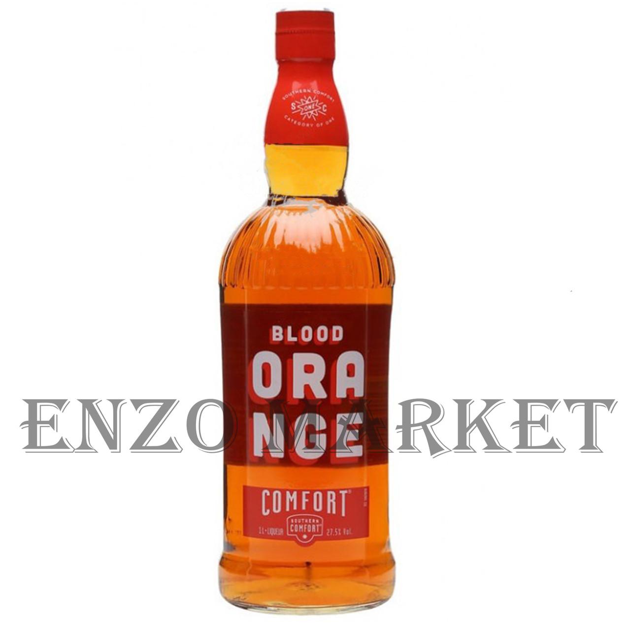Ликер Southern Comfort Blood Orange (Саузен Комфорт Блад Оранж) 27.5%, 1 литр