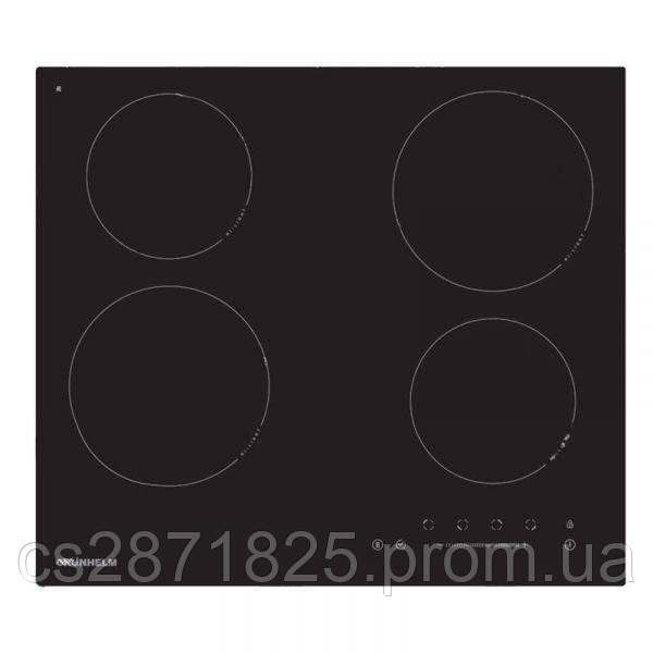 Варочная поверхность индукционная 4 зоны GPI 823 B