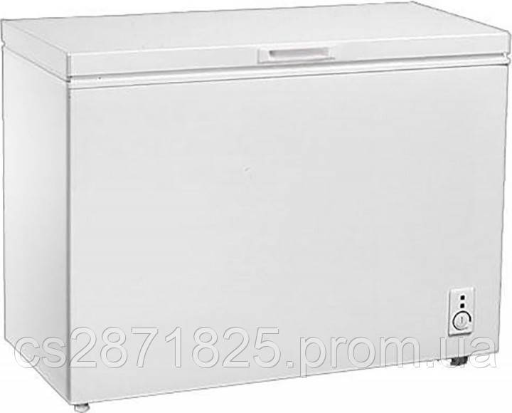 Морозильна скриня CFM370 359л GRUNHELM