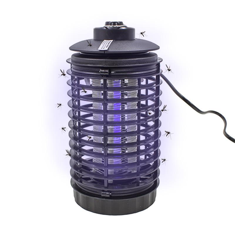 Электрический уничтожитель насекомых и комаров Lesko sjz-189 мощность 4Вт 220В с петелькой для подвешивания
