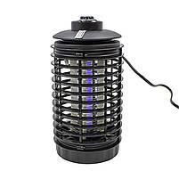 Электрический уничтожитель насекомых и комаров Lesko sjz-189 мощность 4Вт 220В с петелькой для подвешивания, фото 2