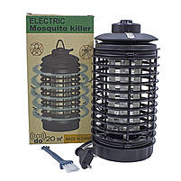 Электрический уничтожитель насекомых и комаров Lesko sjz-189 мощность 4Вт 220В с петелькой для подвешивания, фото 7