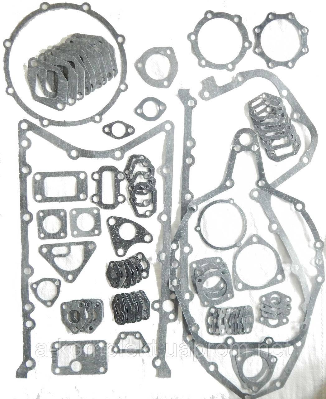Комплект прокладок двигателя  ЯМЗ-240/К700  (разд.)