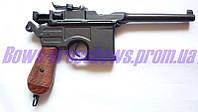 Пистолет Маузер С96 Рукоять Дерево