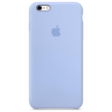 Silicone case Iphone 6/6s Лиловый