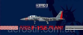"F15E Strike Eagle ""75th Anniversary D-day"" Lakenheath LN 1/72 Great Wall Hobby S7201"