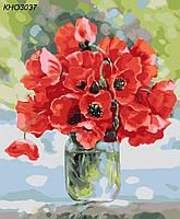 Картины по номерам -   Красочное лето (КНО3037)