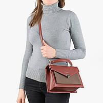 Корпусная сумочка на замочке, фото 6