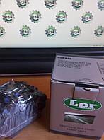 Тормозные колодки задние Рено Трафик (без датчика износа) LPR (Италия) 05P946