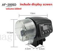 Автоматична годівниця з дисплеєм для риб Resun AF-2005D