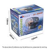 Автоматическая кормушка с дисплеем для рыб Resun AF-2005D, фото 8