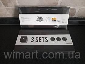 Набор Baseus 3in1 (3D стекло, кабель, чехол) для iPhone 7 +, iPhone 8 + (White).
