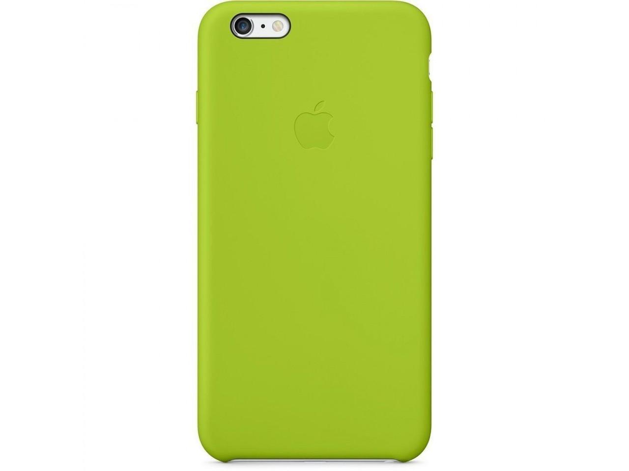 Silicone case Iphone 6/6s Лайм