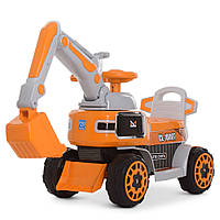 Детский электромобиль Bambi трактор M 4068R-7